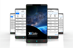 Satellite phone weather forecast app - XGate