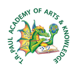 T.R. Paul Academy of Arts and Knowledge Logo
