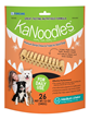 KaNoodles Premium Dental Chews, medium chews