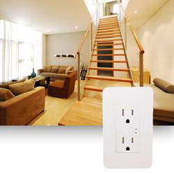 Smartenit's in-wall smart outlet