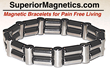 Superior Magnetics Announced Magnetic Bracelet for Pain Relief