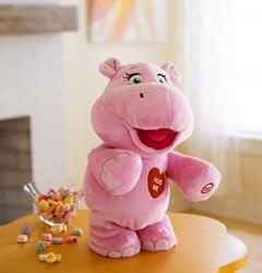 Hug Lovin' Hippo from Hallmark