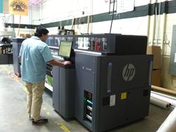HP Latex 3000 Printer