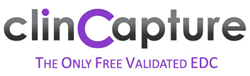 ClinCapture is the only free validated Electronic Data Capture in the word