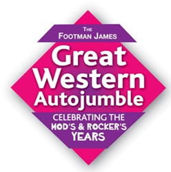 The Great Western Autojumble 2015