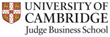 Cambridge Judge Logo