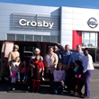 Easter Seals Southern Georgia Waycross Office Receives Donation From Crosby Cadillac GMC Nissan