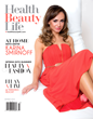Health Beauty Life Magazine Announces Karina Smirnoff as Cover Model for Spring 2015 Issue