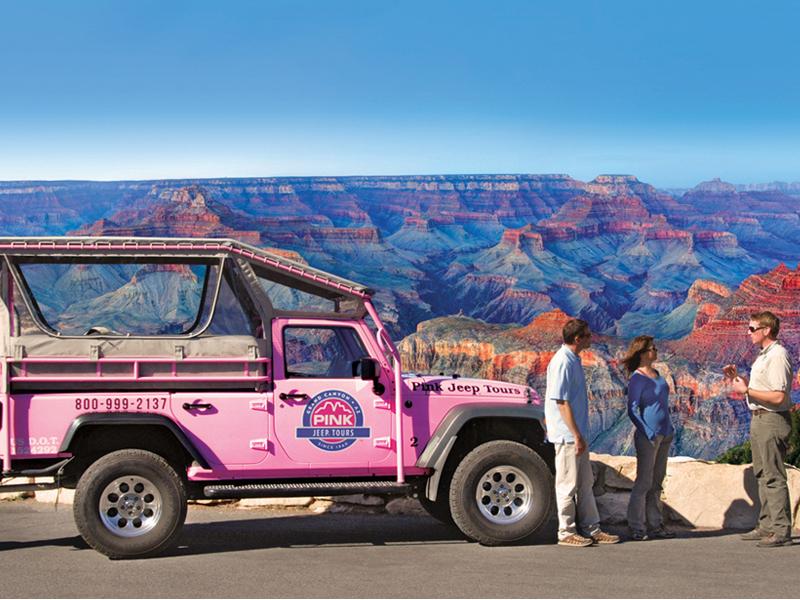 Pink Jeep Tours Phoenix