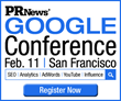 PR News' Google Conference & Writing Workshop are February...