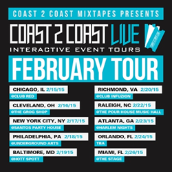 February 2015 Tour Dates