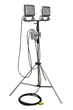 Larson Electronics Releases Portable LED Flood Light on Telescoping...