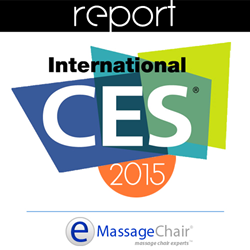 CES 2015 Massage Chair Report