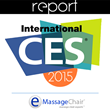 New Massage Chairs Presented at CES 2015 and Las Vegas Furniture...