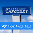 Host4ASP.NET Reduces Its Original Service Price to $4.95/mo