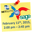 BrainSell to Hold NetSuite vs. Sage ERP Webinar on February 11th Comparing Leading Cloud and On-premise ERP Platforms