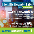 Season Five of Health Beauty Life with Patrick Dockry Now Available Online