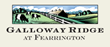 Galloway Ridge New Director of Healthcare Services and Arbor...