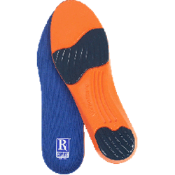 Tennis shoe insoles