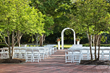 Hyatt Fairfax @ Fair Lakes Patio Wedding