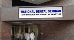 Dentists Leaving National Dental Seminar