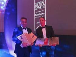 Kata Rocks sweeps International Hotel Awards in London.