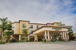 Popolo Catering's new home is at the Courtyard by Marriott in San Luis Obispo, CA