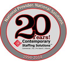Contemporary Staffing Solutions Accounting and Finance Department