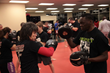 Jeff Mayweather trains participants in the first ever Mayweather Training Camp in Baldwinsville, NY.