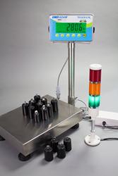Adam Equipment's Checkweighing Light Post