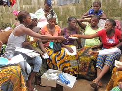 Youth microfinance project in Sierra Leone