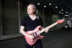 Guitarist Bruce Arnold