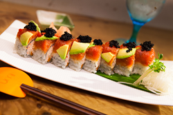 Umi Sushi Red Dragon Roll