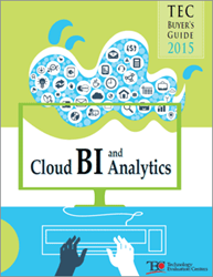 The TEC 2015 Cloud BI and Analytics Buyer's Guide details how a cloud solution can transform the way companies conduct BI.