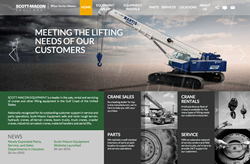 Scott-Macon Equipment website