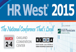 NCHRA HR WEST 2015 - Best HR Conference in the West!