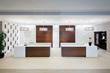 The Hilton Crystal City Front Desk