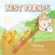 Author Sally's new picture book introduces children to adorable...