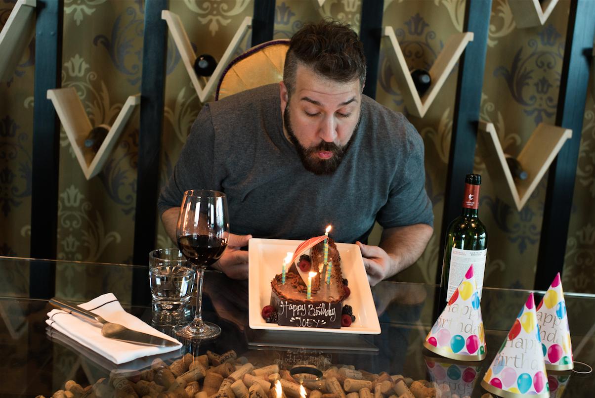 Joey Fatone Celebrates His Birthday At Generations Riviera