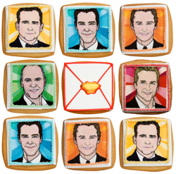 Eleni's Best Actor Cookie Collection