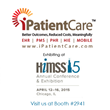 iPatientCare to Unleash mHealth and Wearable Technologies for Patient...
