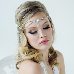 Sass B Bridal Headpieces at Crystal Bridal Accessories