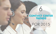 "DATAMARK Releases New Infographic: ""6 Contact Center Trends for..."