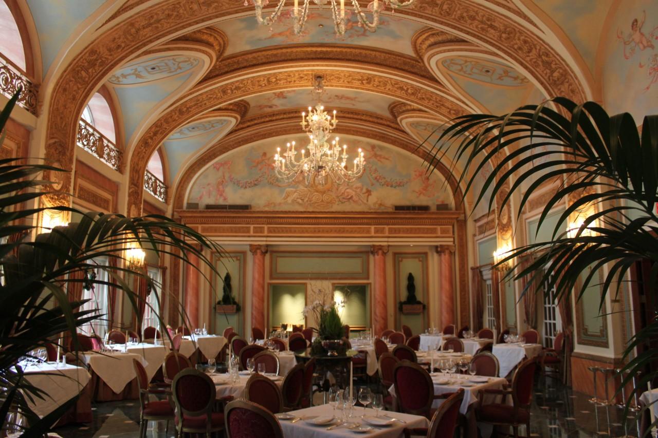 Adolphus Hotel French Room