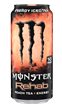 Monster Energy Introduces Its Newest Drink: Monster Rehab Peach Tea +...