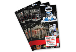Trade Show Guide Pamphlet