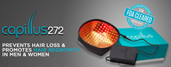 Capillus Laser Therapy Cap Now Available Throughout Asia and Europe