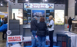 American Metal Roofs Announces Summer 2015 Exhibit and Home Show...