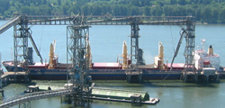 Maintenance Dredging Begins at Port of Kalama Temco Site This Fall