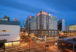 Hilton Garden Inn Denver Hotel